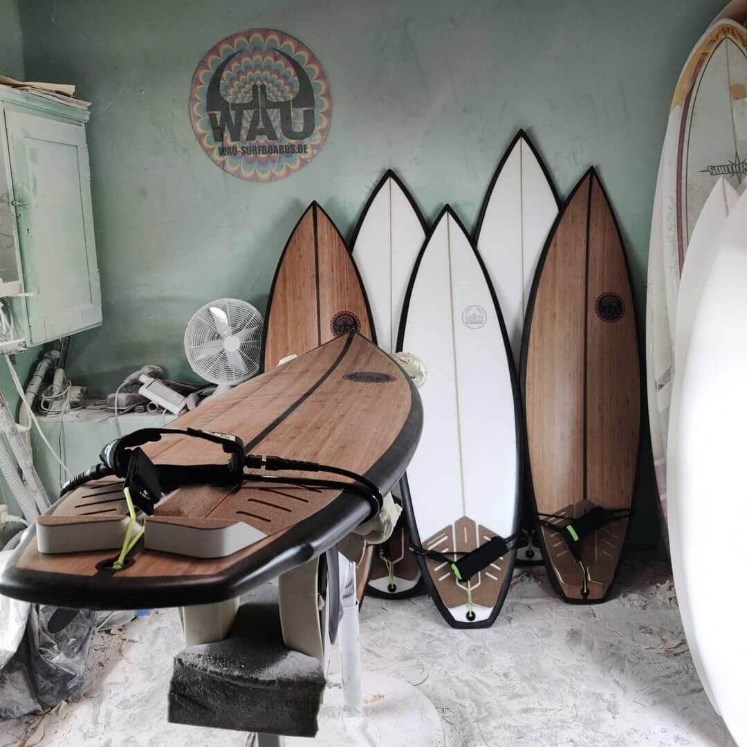 WAU Surfboards Thumbnail