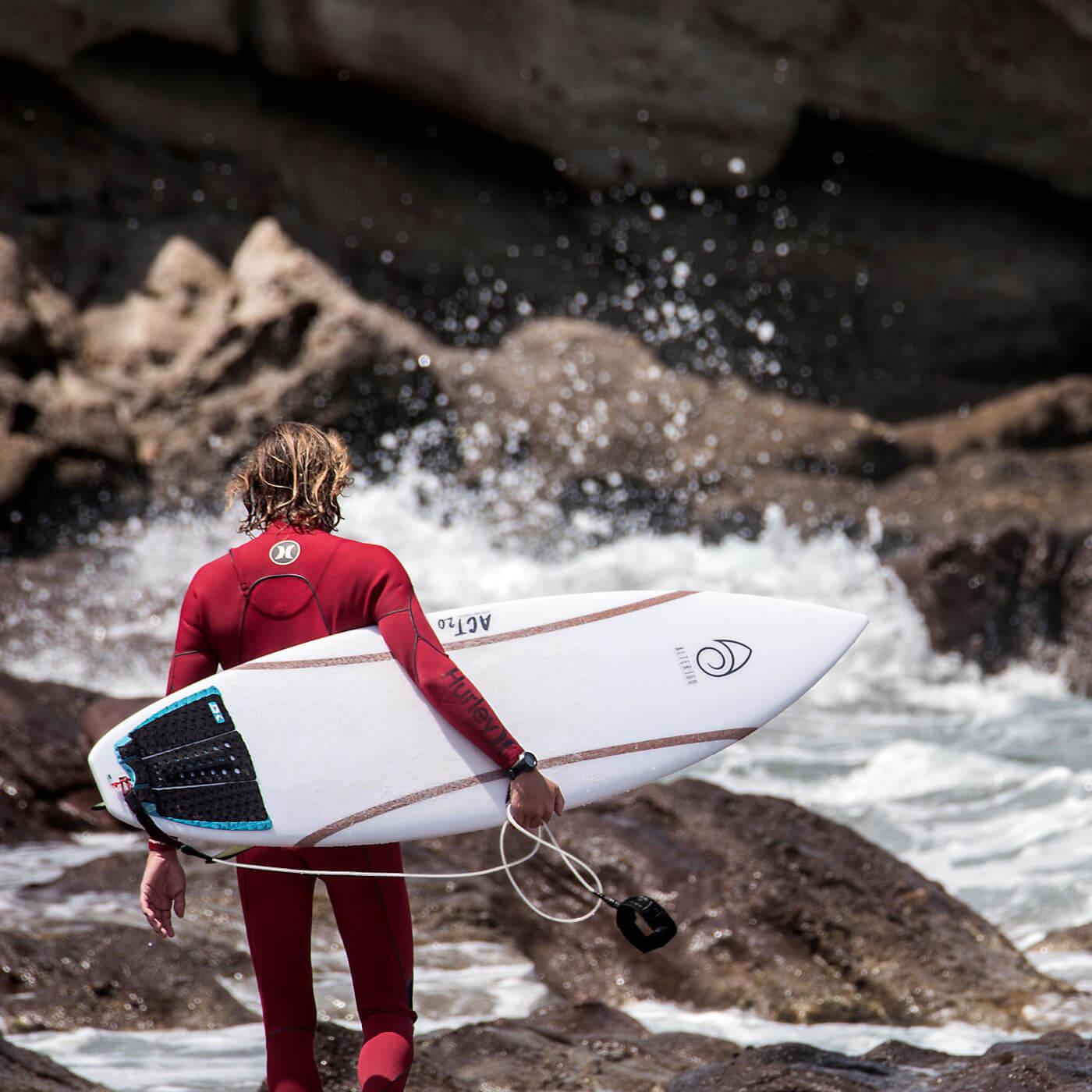 Alterego Surfboards Hero Image