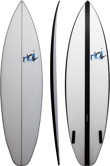 Riot Surfboards Pretty Poison (Thumbnail)