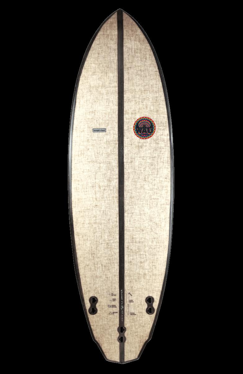 WAU Surfboards Volcano (Bild 1)