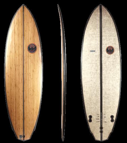 WAU Surfboards Volcano (Thumbnail)