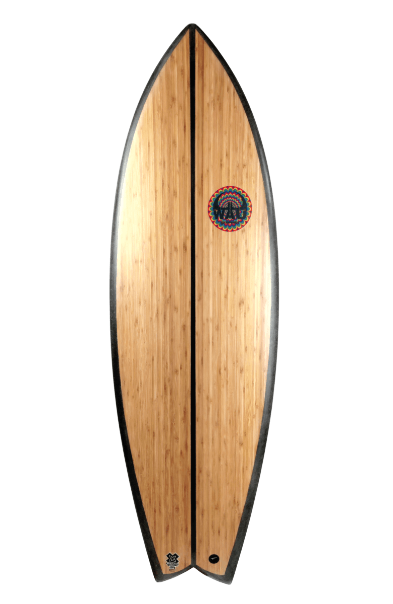 WAU Surfboards Cozy Fish (Bild 0)