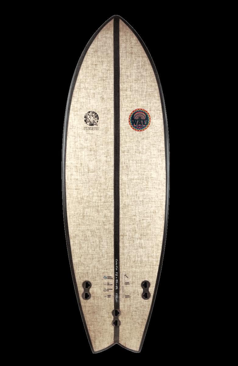 WAU Surfboards Cozy Fish (Bild 1)