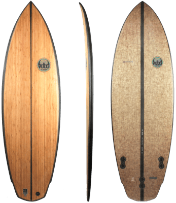 WAU Surfboards THE STAKE (Thumbnail)