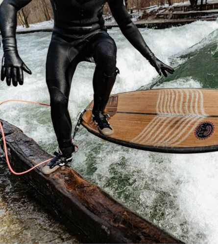 WAU Surfboards THE STAKE (Hover Thumbnail)
