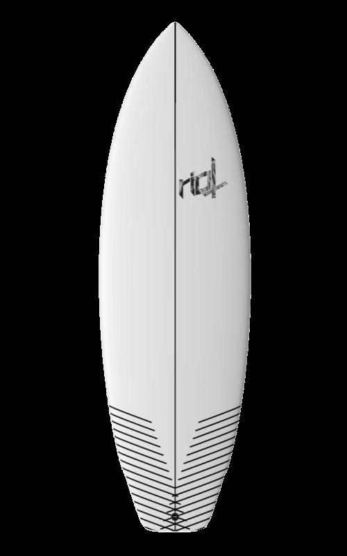 Riot Surfboards No Brainer (Bild 0)