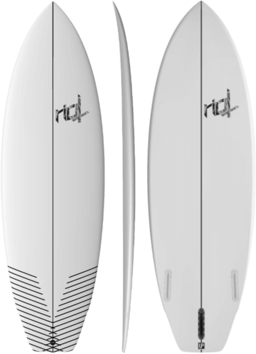 Riot Surfboards No Brainer (Thumbnail)