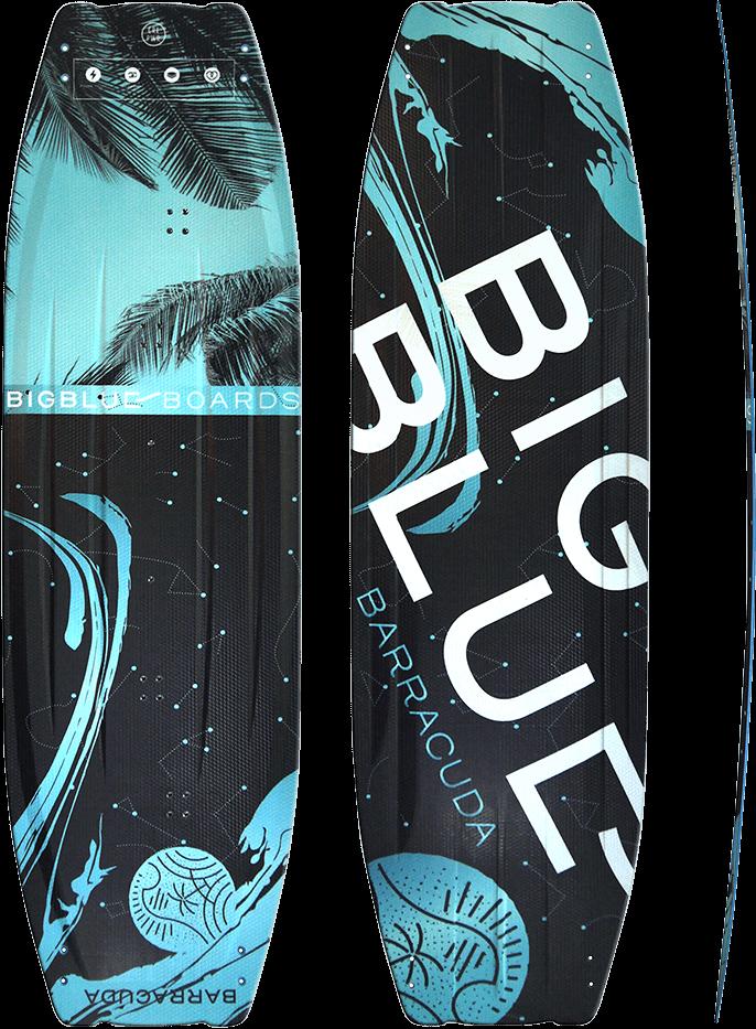 BIG BLUE Boards Barracuda (Bild 0)