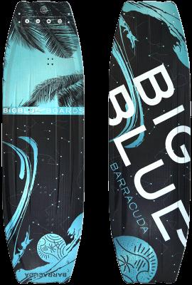 BIG BLUE Boards Barracuda (Thumbnail)