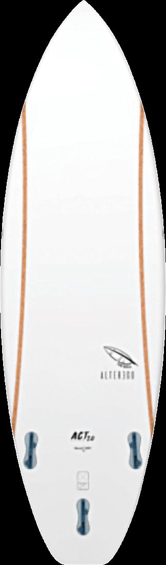 Alterego Surfboards The Quill (Bild 1)