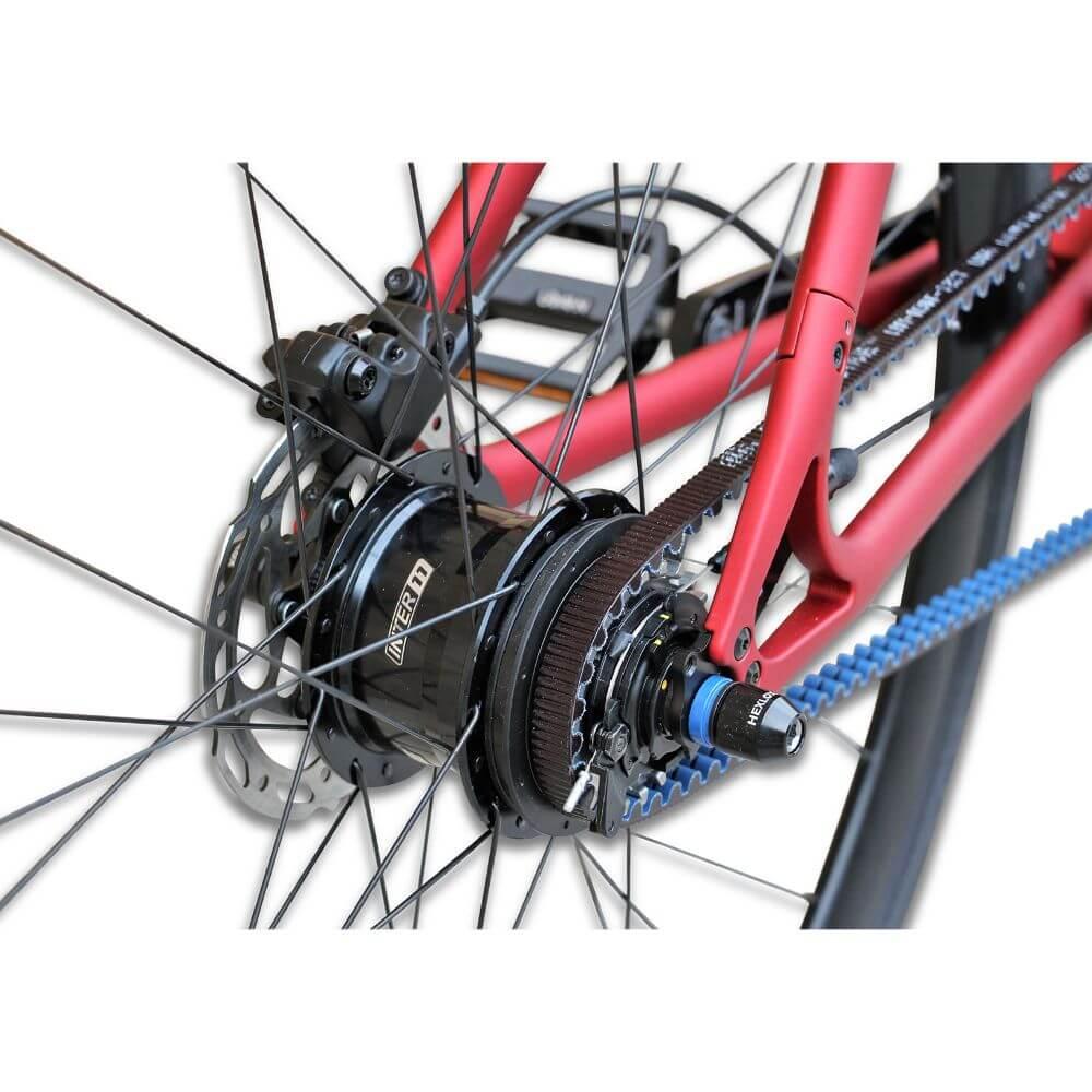 Urwahn Bikes Stadtfuchs (Bild 5)