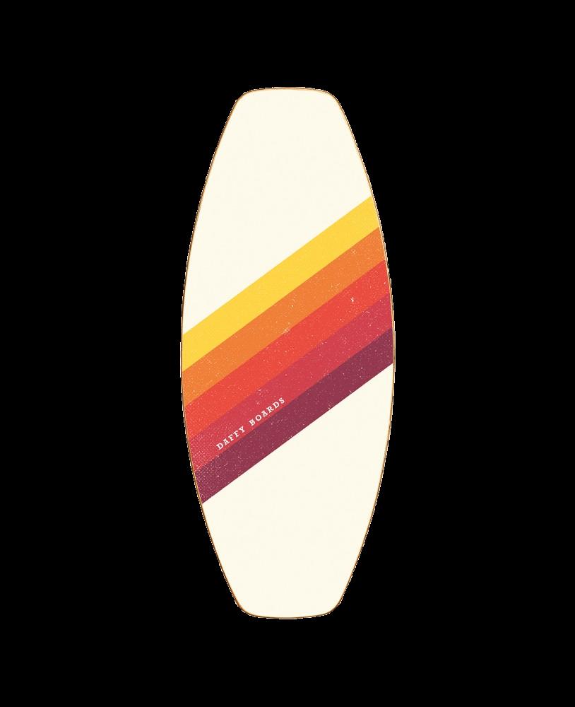 Daffy Boards Wake (Bild 0)
